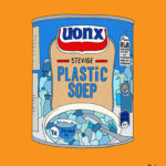 Plastic can be found everywhere in the ocean