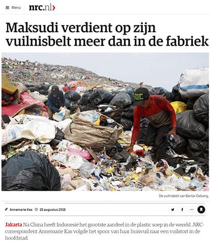 NRC_Leven op een vuilnisbelt
